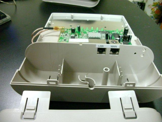 画像5: 高出力 WiFi AP ルーター 802.11b/g/n 2T2R 屋外用