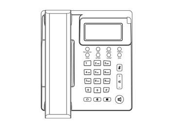 画像4: IP 電話機 Broadcom ベーシックモデル