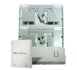 画像1: 高出力 WiFi AP ルーター 802.11b/g/n 2T2R 屋外用