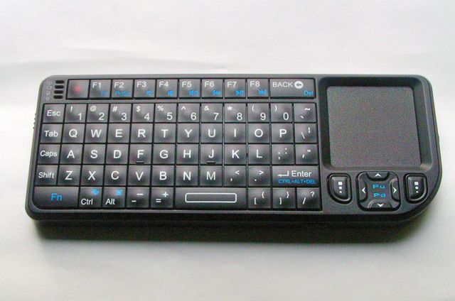 画像1: iPazzPort USB WiFi Keyboard