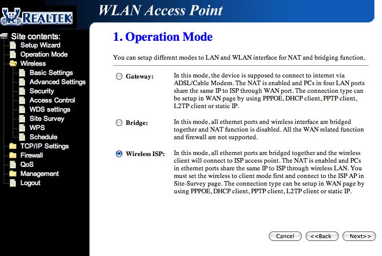 画像2: 高出力 WiFi AP ルーター 802.11b/g/n 2T2R 屋外用