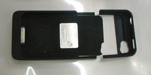 画像3: iPhone 4 用 バッテリーケース