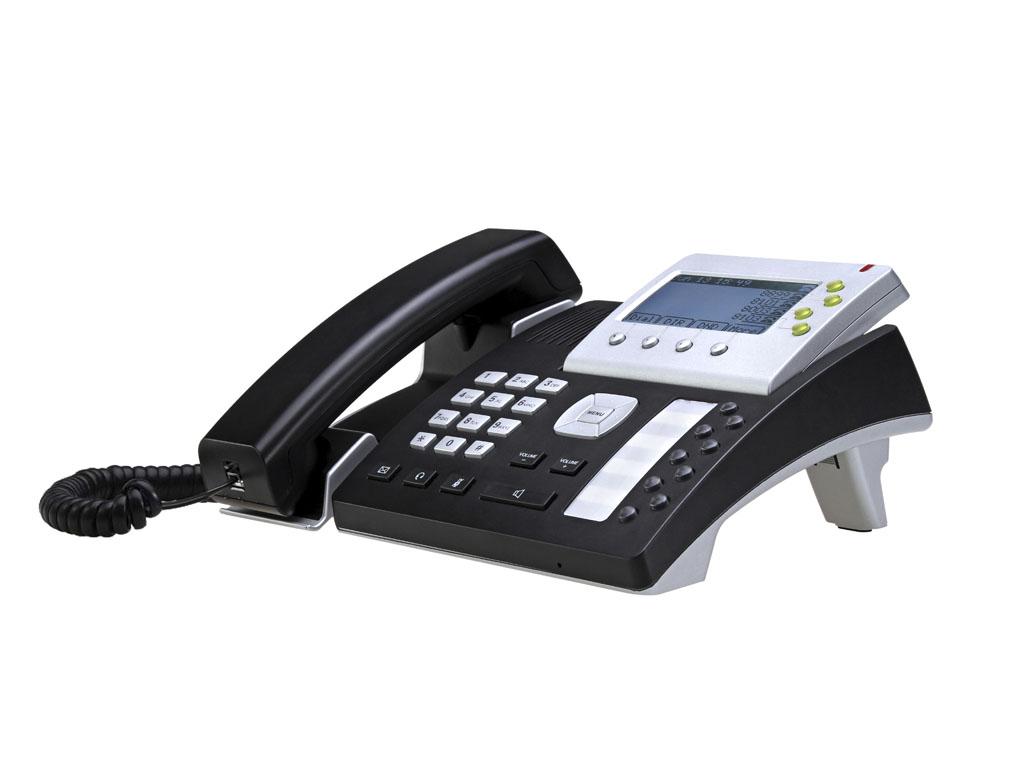 画像1: IP 電話機 Broadcom ビジネスフォン PoE対応