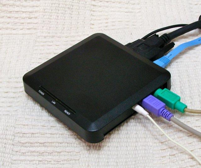 画像1: シンクライアント - ワイドスクリーンサポート
