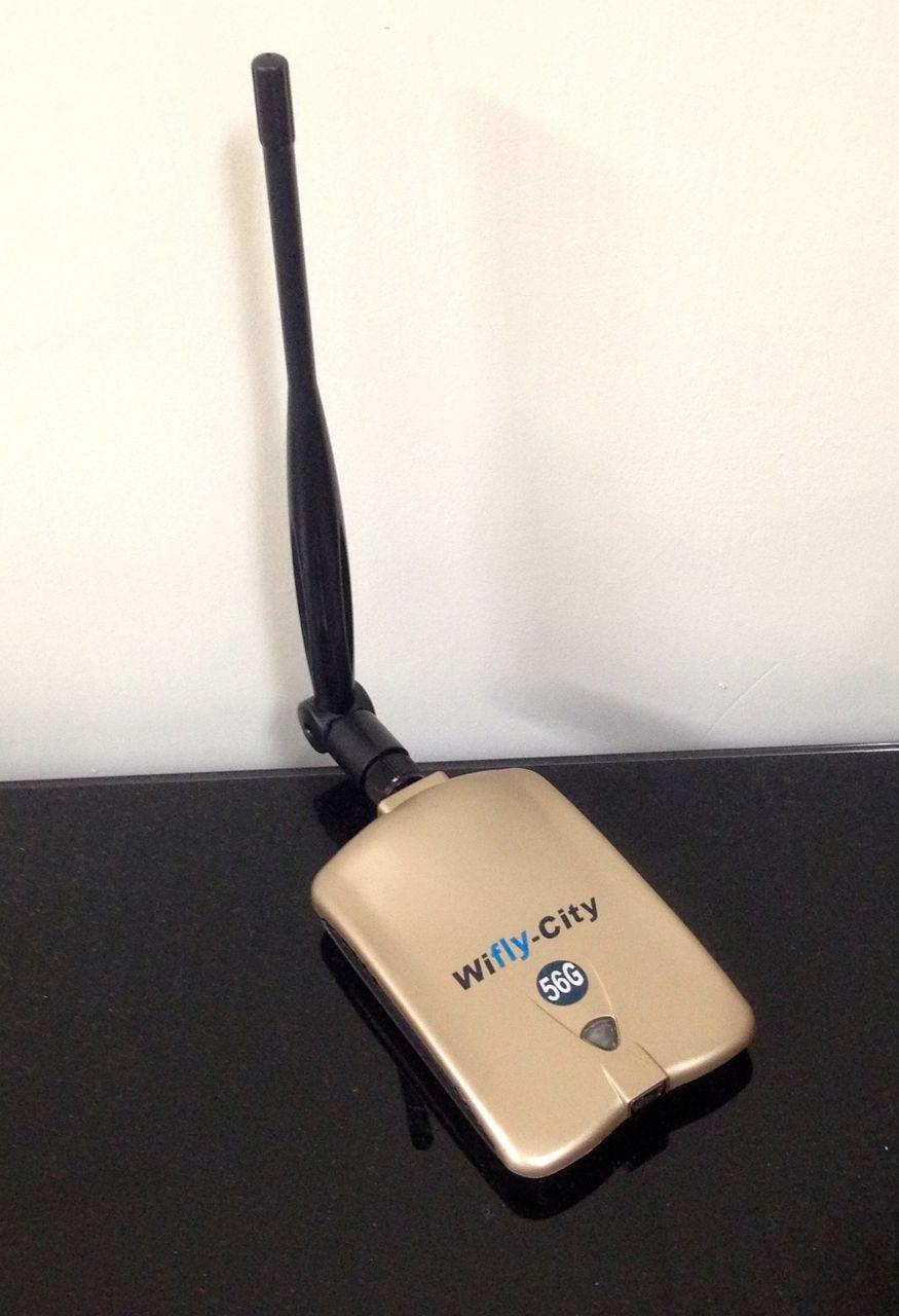 画像1: Wifly-City USB WiFi ハイパワー アダプター
