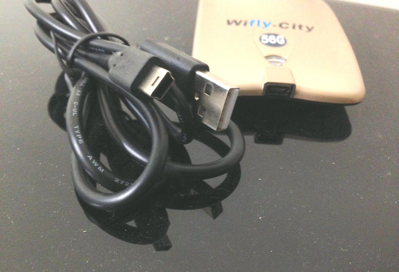 画像2: Wifly-City USB WiFi ハイパワー アダプター