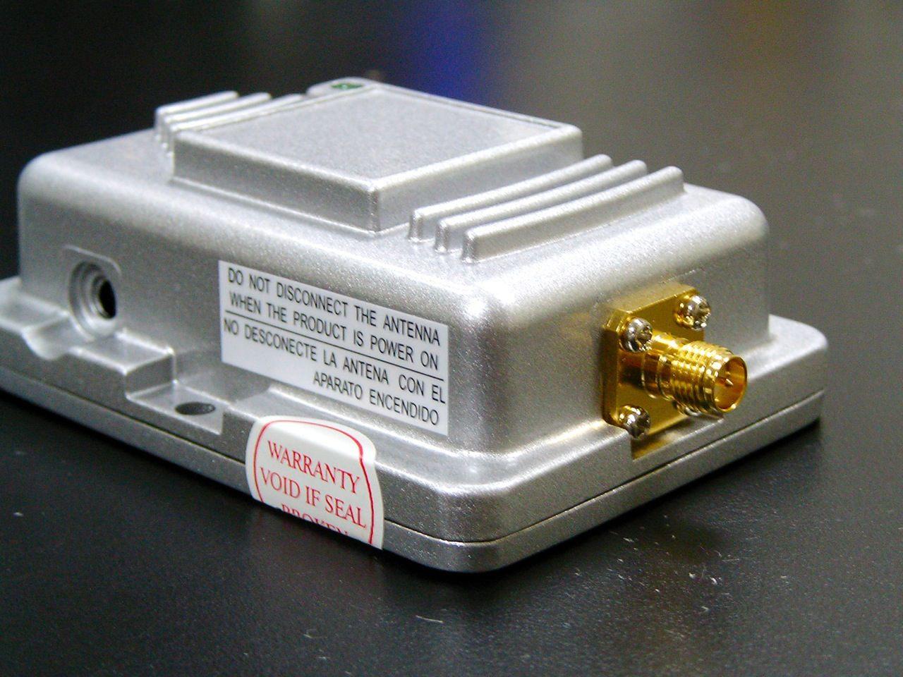 画像2: 2.4GHz WiFi ホットスポット用ブースター 1000 mW (+30 dBm)