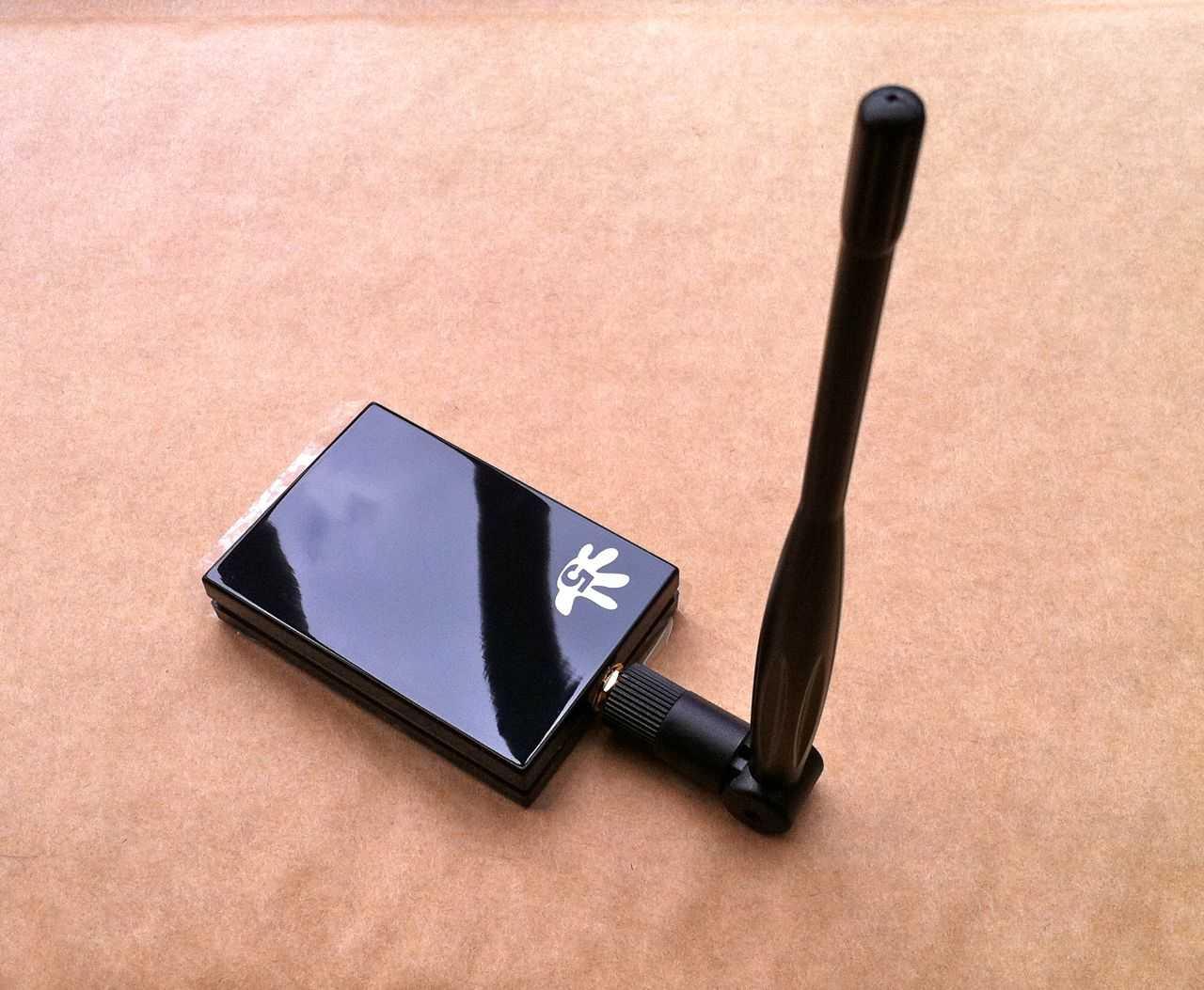 画像1: ARGTEK USB WiFi ハイパワー (1000 mW)  アダプター