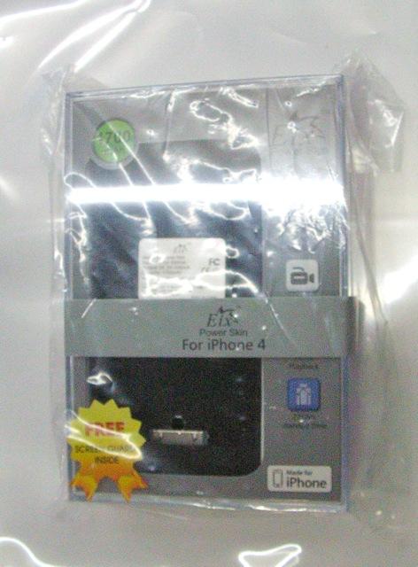 画像4: iPhone 4 用 バッテリーケース
