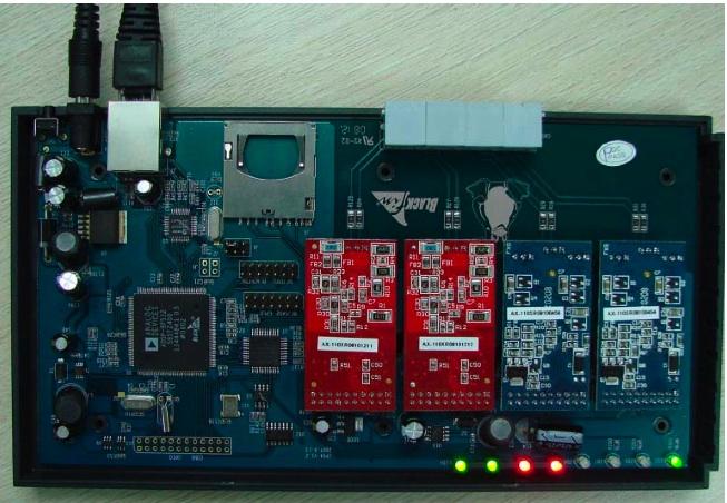 画像1: アスタリスク IP-PBX FXOモジュール
