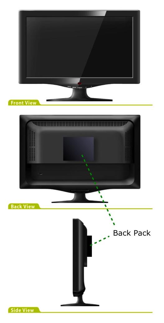 画像2: All-In-One IPベース、サベイランスモニター